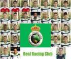 Plantilla del Real Racing Club de Santander 2010-11