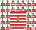 Plantilla del Real Sporting de Gijón 2010-11
