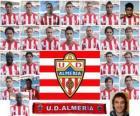 Plantilla de la Unión Deportiva Almería 2010-11