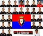 Plantilla del Club Atlético Osasuna 2010-11