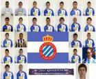 Plantilla del Real Club Deportivo Español 2010-11