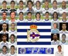 Plantilla del Real Club Deportivo de La Coruña 2010-11