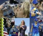 Kim Clijsters  Campeona US Open 2010