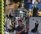 Rafael Nadal Campeón  US Open 2010