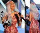 Lady Gaga en los MTV Video Music Awards 2010