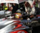 Lewis Hamilton - McLaren - Monza 2010
