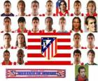 Plantilla del Club Atlético de Madrid 2010-11