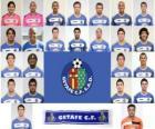 Plantilla del Getafe Club de Fútbol 2010-11