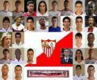 Plantilla del Sevilla Fútbol Club 2010-11