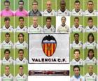 Plantilla del Valencia Club de Fútbol 2010-11