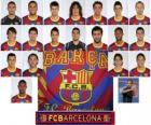 Plantilla del Fútbol Club Barcelona 2010-11