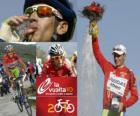 Vicenzo Nibali (Liquigas) campeón, de la Vuelta a España 2010