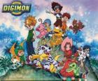 Personajes de Digimon