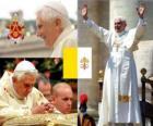 Benedicto XVI, Joseph Alois Ratzinger es el 265º Papa de la Iglesia Católica.