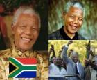 Nelson Mandela conocido en su país como Madiba, fue el primer presidente de Sudáfrica elegido democráticamente mediante sufragio universal.