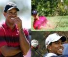 Tiger Woods es un golfista estadounidense.