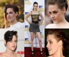 Kristen Stewart es una actriz estadounidense de cine y televisión.