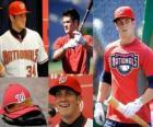 Bryce Harper jugador de béisbol Washington Nationals