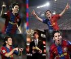 Bota de Oro 2009-10 Leo Messi (ARG) FC Barcelona