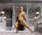 El avatar Aang es el protagonista principal de las aventuras y su destino es dominar los cuatro elementos: Aire, Agua, Tierra y Fuego