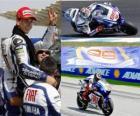 Jorge Lorenzo Campeón del Mundo de MotoGP 2010