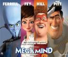 personajes principales de Megamind