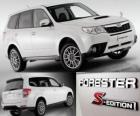Subaru Forester S Edition