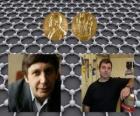 Premio Nobel de Física 2010 - Andréy Gueim y Konstantín Novosiolov -
