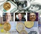 Premio Nobel de Economía 2010 - Peter A. Diamond, Dale T. Mortensen y Cristopher A. Pissarides -