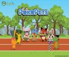 los Pokopets nuevos personajes de Panfu