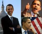 Barack Obama el primer afroamericano en ejercer el cargo presidencial de los Estados Unidos de América