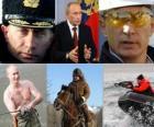 Vladímir Putin el segundo presidente de Rusia desde la disolución de la Unión Soviética