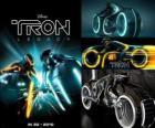 Tron: Legacy y sus fantásticos vehículos