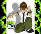 El niño Ben Tennyson es Ben 10