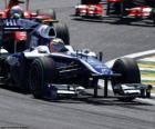 Nico Hülkenberg - Williams - Interlagos 2010