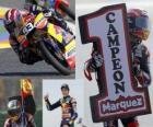Marc Marquez Campeón del Mundo de 125 cc 2010