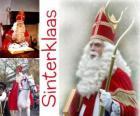 Sinterklaas. San Nicolás trae regalos a los niños en Países Bajos, Bélgica y otros países centroeuropeos