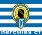 Bandera del Hércules Club de Fútbol
