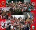 Estudiantes de La Plata - Campeón Apertura 2010 en Argentina