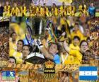 Real Club Deportivo España campeón del Apertura 2010 (Honduras)