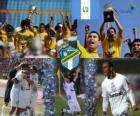Club Social y Deportivo Comunicaciones campeón del Torneo Apertura 2010 (Guatemala)