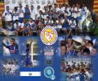 AD Isidro Metapán campeón Apertura 2010 (El Salvador)