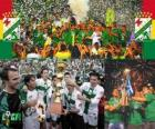Club Deportivo Oriente Petrolero campeón Clausura 2010 (Bolivia)