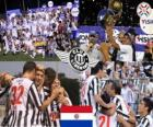 Club Libertad campeón Clausura 2010 (Paraguay)