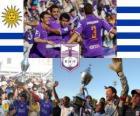 Defensor Sporting Club campeón del Torneo Apertura 2010 (URUGUAY)