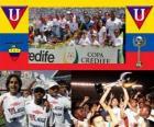 Liga Deportiva Universitaria de Quito campeón 2010 (ECUADOR)