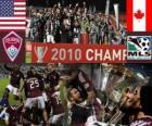 Colorado Rapids campeón de la MLS Cup 2010 (ESTADOS UNIDOS Y CANADÁ)