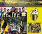 Deportivo Táchira Fútbol Club Campeón del Torneo Apertura 2010 (VENEZUELA)