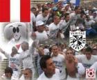 Club Deportivo Universidad de San Martín de Porres Campeón Campeonato Descentralizado 2010 (PERÚ)