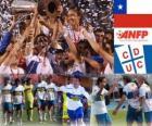 Club Deportivo Universidad Católica Campeón del Campeonato Nacional de Primera División 2010 (CHILE)